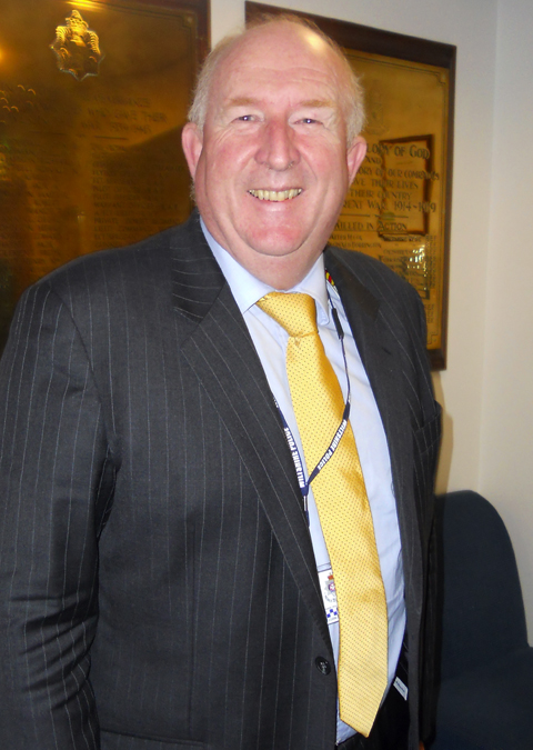 Angus Macpherson, Wiltshire's police and crime commissioner