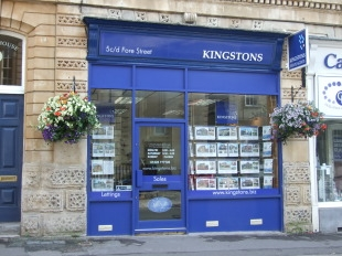 Swindon Advertiser: Kingstons Estate Agent Trowbridge