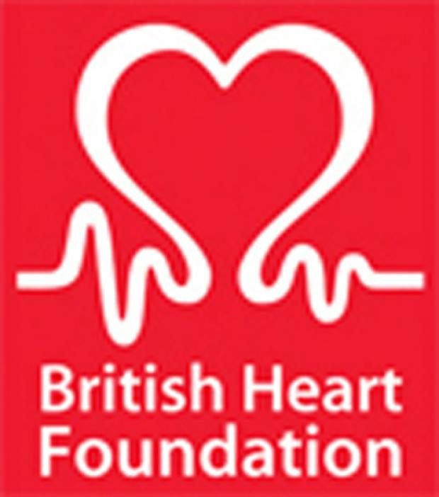 Take it as red, you can help support heart charity