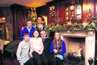 The O'Donoghue family have their Christmas wish granted with a luxury leisure stay at the Blunsdon House Hotel