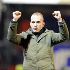 Swindon Advertiser: SWIPE: Paolo Di Canio on Saturday