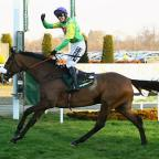 Jump-racing legend Kauto Star notches up another win under jockey Ruby Walsh