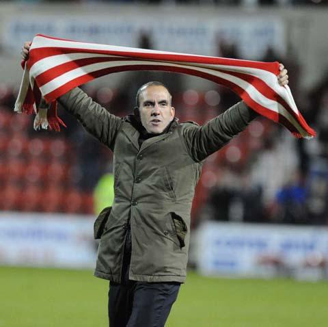 POINT GAINED: Paolo Di Canio