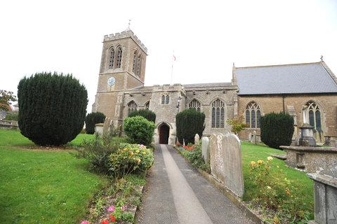 St Bartholomew's Church, in Royal Wootton Bassett