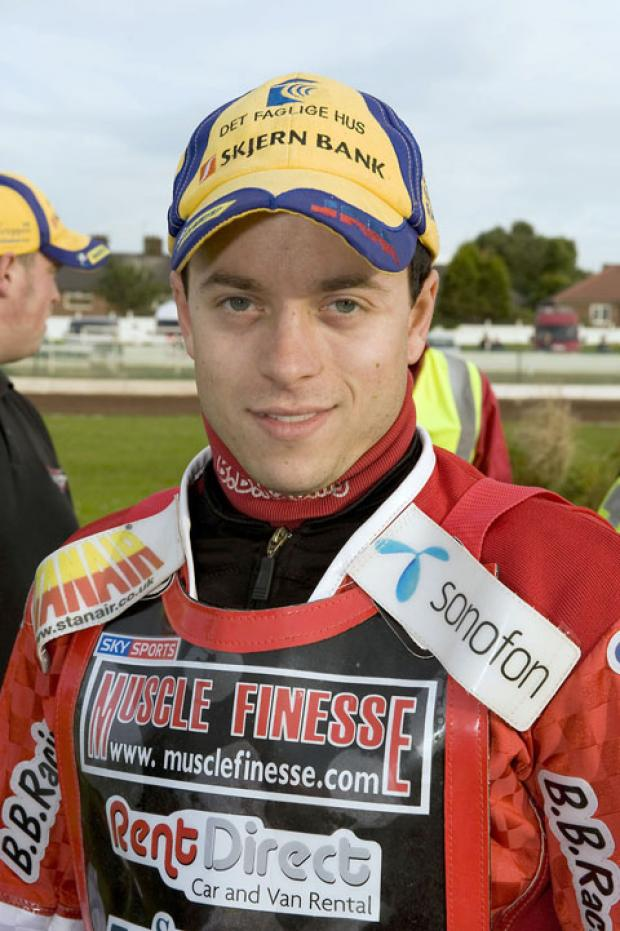 Bjerre could be just the tonic for Swindon Robins
