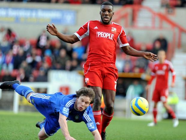 Troy Archibald-Henville is closing in on a return to Swindon Town's matchday squad