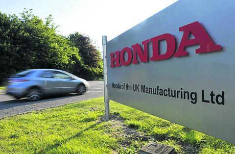 Honda consults with unions over redundancy choices