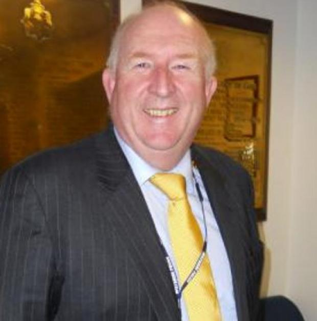 Angus Macpherson, Police and Crime Commissioner for Wiltshire and Swindon