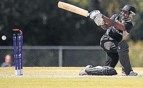 New Zealand ace Arnie Yugaraja has signed for Lechlade