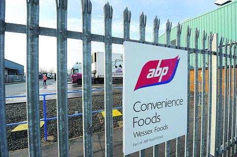 ABP Foods plant in Leeming Bar, North Yorkshire