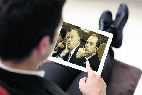 Council TV could control bickering