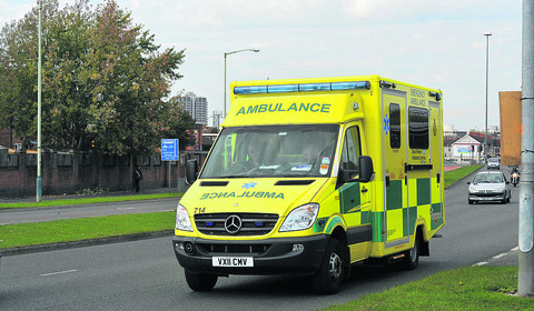Ambulance crews face violence