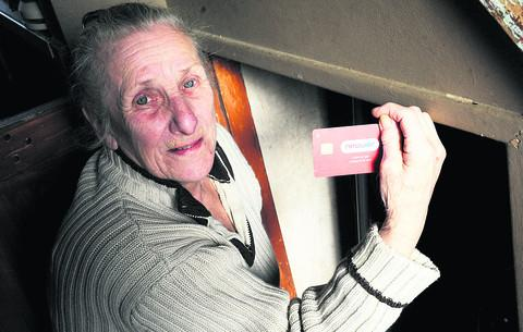 Daphne Pook was overcharged as she tried to move from npower