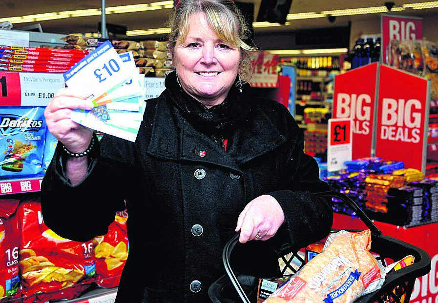 Lucky Swindon Adver readers get Co-op windfall