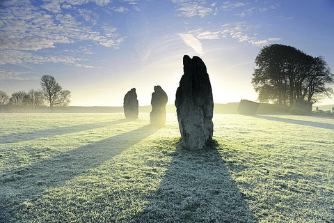 Ancient Avebury site has so much potential
