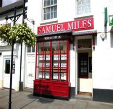 Swindon Advertiser: Samual Miles estate agent Wooton Bassett