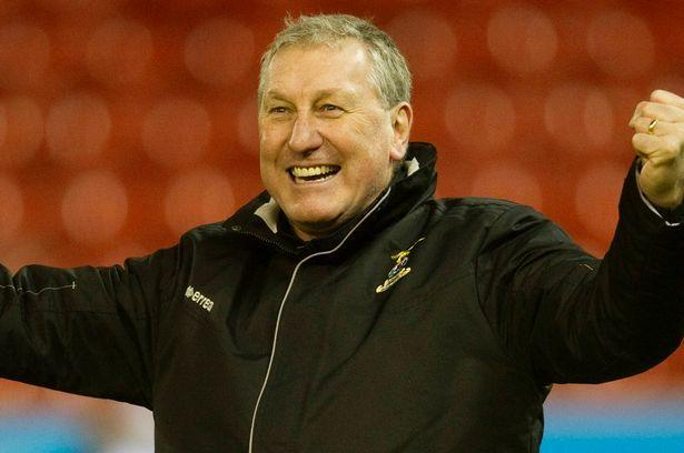Terry Butcher is understood to be keen on the Swindon Town manager's job