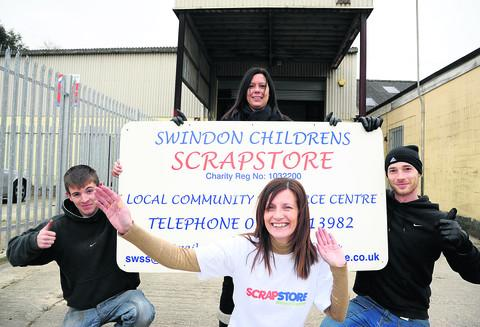 Scrapstore moves to new home