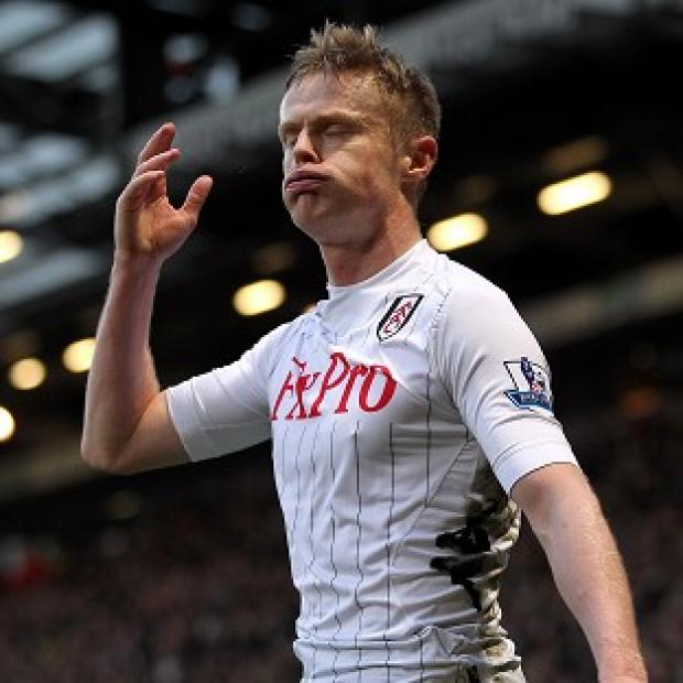 Damien Duff will remain at Craven Cottage until the summer of 2014