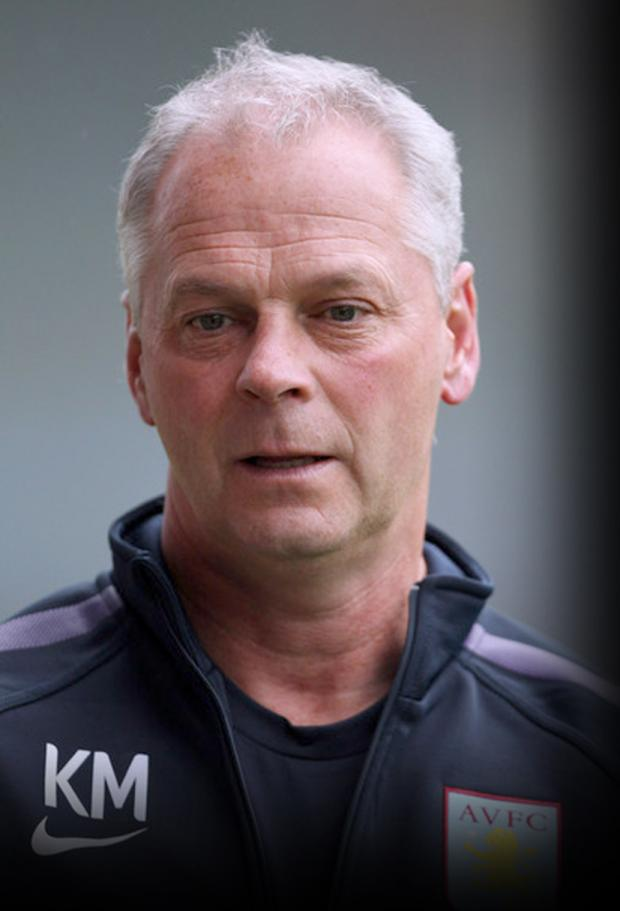 IN CHARGE: Kevin MacDonald