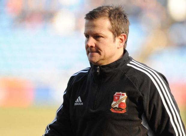 Swindon Advertiser: Mark Cooper