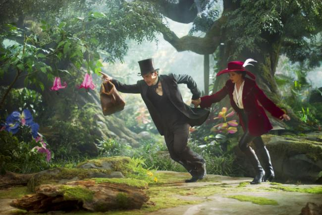 Review - Oz the Great and Powerful