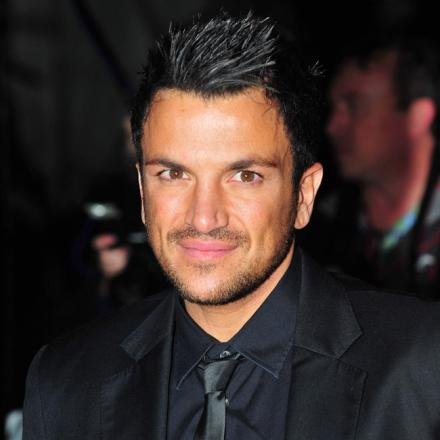 Charity auction for Peter Andre concert ticket