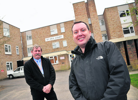£600,000 revamp for houses like cells