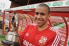 Nathan Thompson has signed a new two-year deal at the County Ground