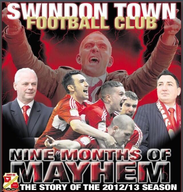 NINE MONTHS OF MAYHEM: MacDonald's thankless task | Swindon Advertiser