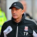 Tony Pulis had left Stoke by mutual consent