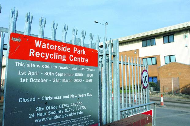 Waterside Park Recycling Centre