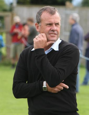 Highworth Town manager John Fisher