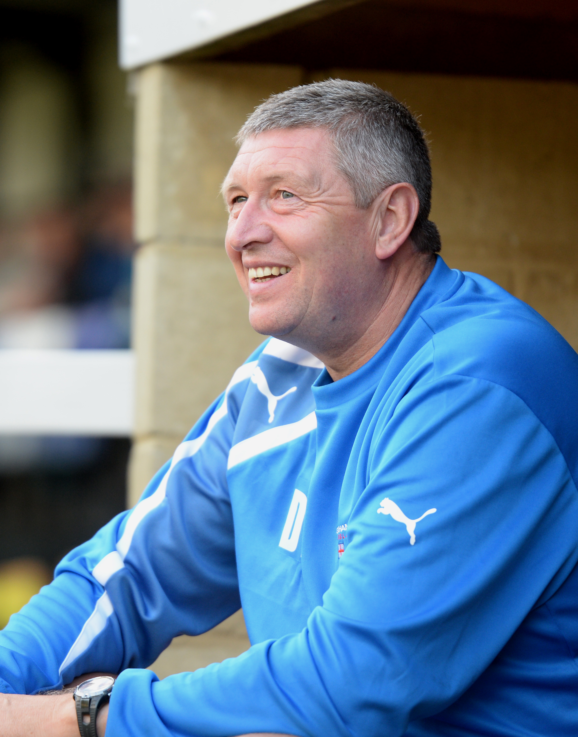 Shrivenham manager Dave Turner has died at the age of 52