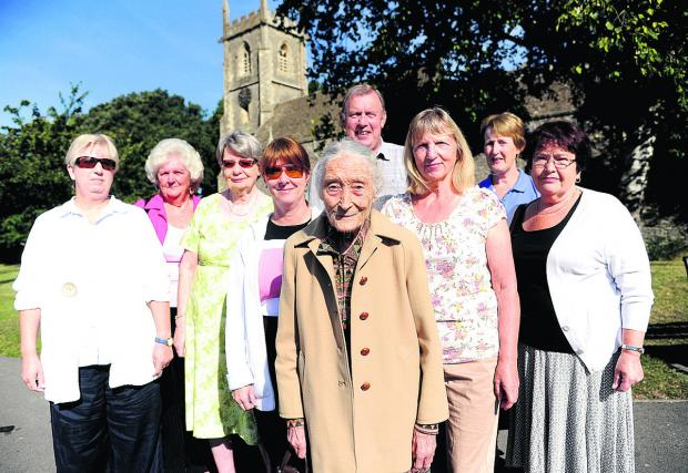 Tributes paid to chairman of residents' group