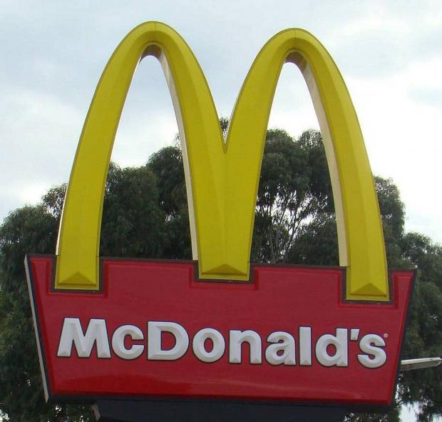 McDonald's has applied for a premises licence at its new Abbots Cross restaurant