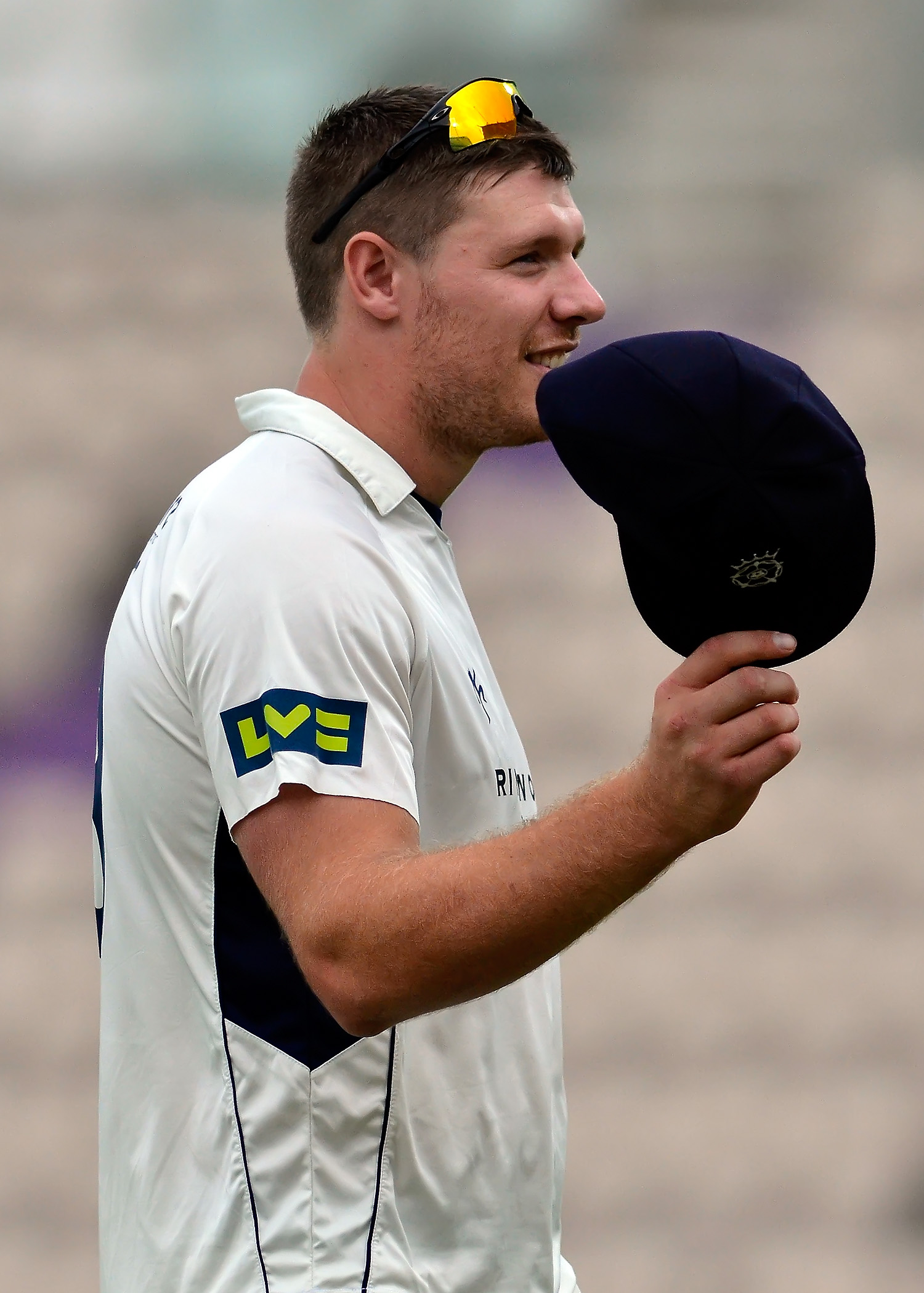Hampshire star Matt Coles has signed on for Goatacre