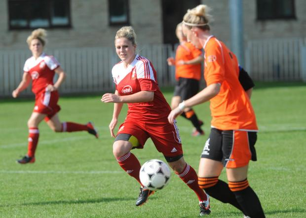 Swindon Town Ladies will host an open trial session this Sunday morning from 10.15am