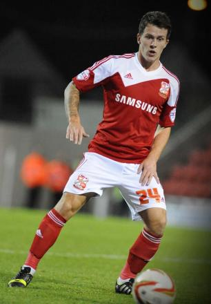 Lee Cox is available for a transfer away from Swindon Town