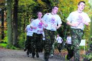 Run2Remember at Lydiard Park