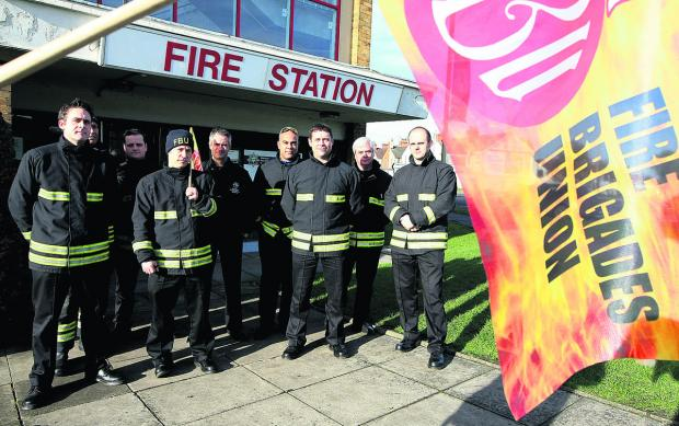 Firefighters are set to take further industrial action on May 2