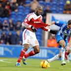 Swindon Advertiser: Dany N'Guessan causing problems for Colchester