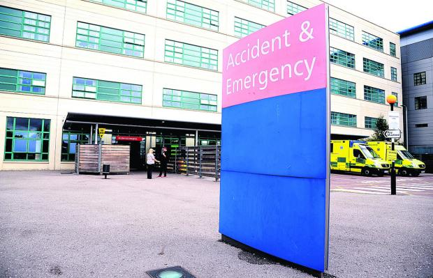A free course is being held at the Great Western Hospital for nurses who wish to return to work