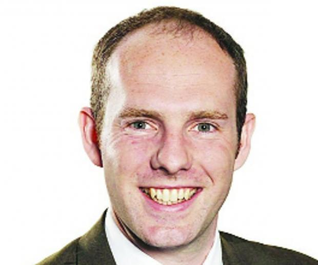Swindon Advertiser: Justin Tomlinson MP for Swindon North