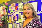 Headteacher Suzanne Seaton of Westlea Primary School is retiring after 20 years