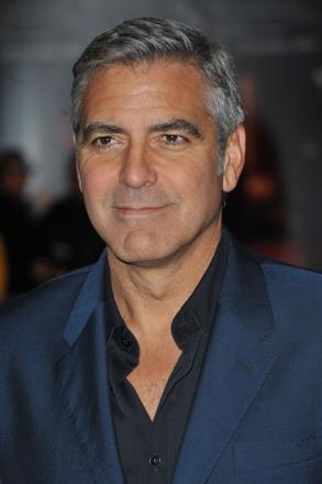 George Clooney, born on this day in 1961