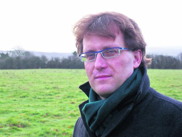 Henry Oliver, Director of the North Wessex Downs Area of Outstanding Natural Beauty