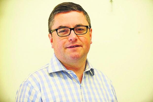 Swindon Advertiser: South Swindon MP Robert Buckland has opposed the plans