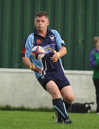 Supermarine head coach Sean Millwaters