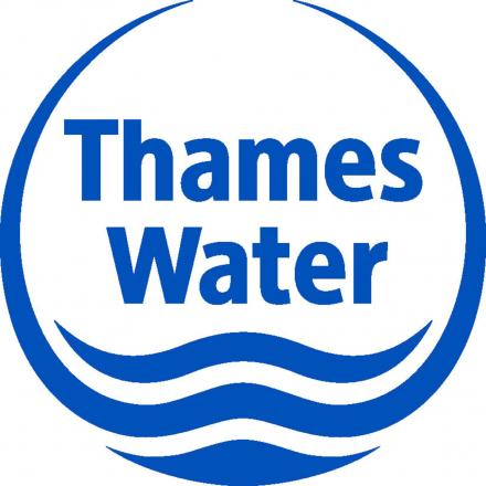 Engineers from Thames Water are investigating a burst main